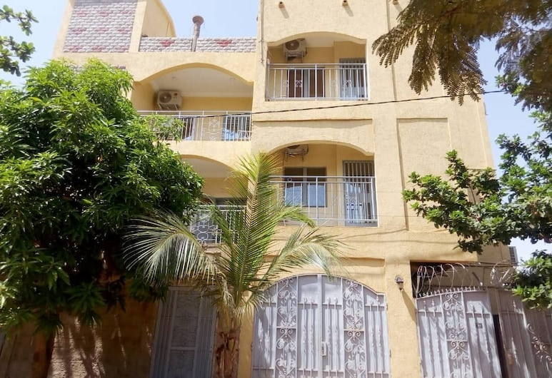 Residence Le Cailcedrat, Ouagadougou