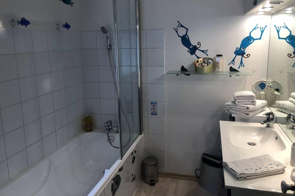 双人房 - 浴室