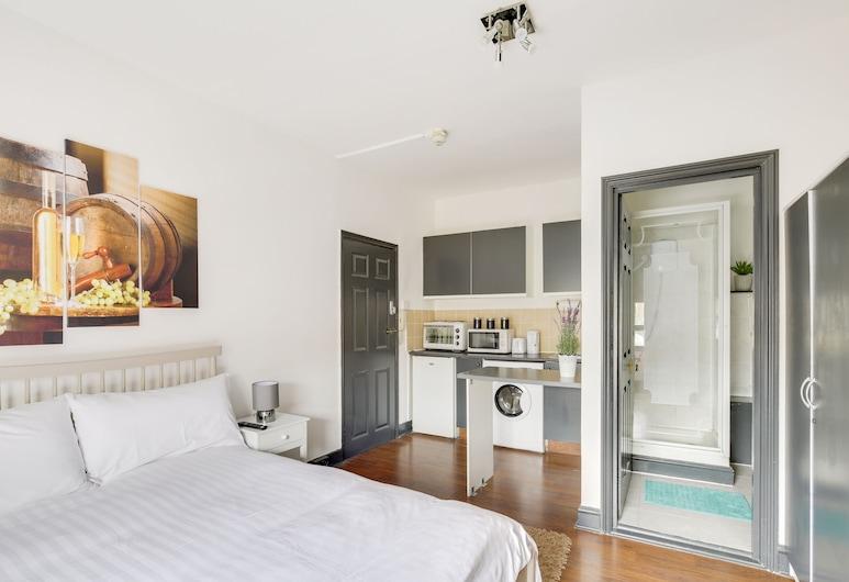 Studio Apartment  Central London, לונדון, דירת יוקרה (Flat 3), חדר