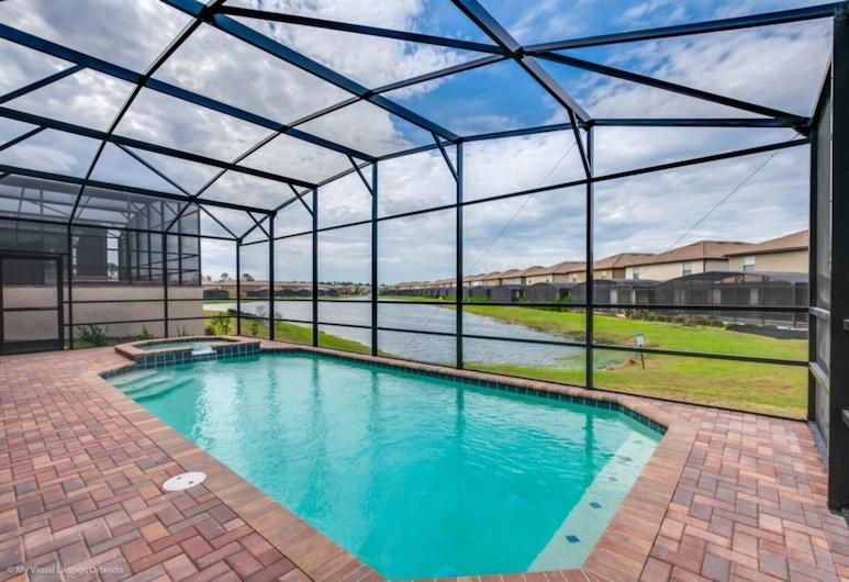 5 Star Private Villa, Windsor at Westside Resort, Orlando Villa 2638, Κίσιμι, Δωμάτιο