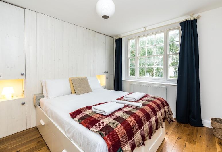 NEW Stylish & Sleek 1BD Flat In Vibrant Islington, לונדון, דירה (1 Bedroom), חדר
