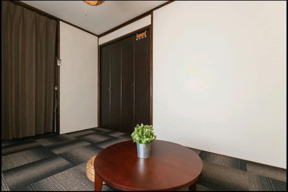 חדר, חדר שינה אחד (Apartment) - אזור מגורים