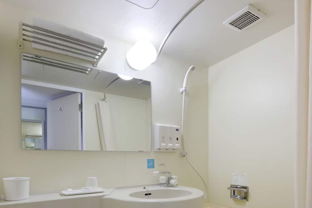 單人房, 吸煙房 - 浴室