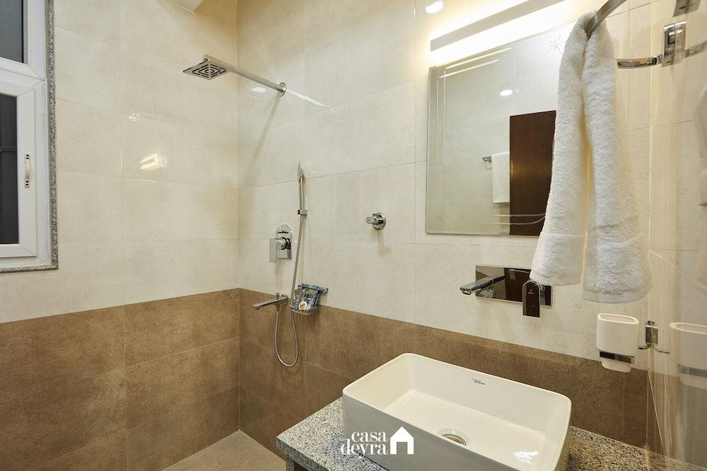 Homely Nest @Jhamel 2BHK Apartment - Ванна кімната