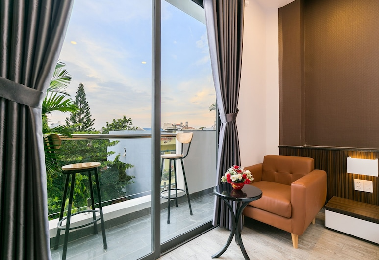 Kha Thy Hotel, Ho Chi Minh City, Deluxe Double Room, Guest Room