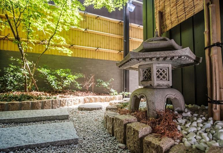 京町家牡丹別邸飯店, Kyoto, 花園