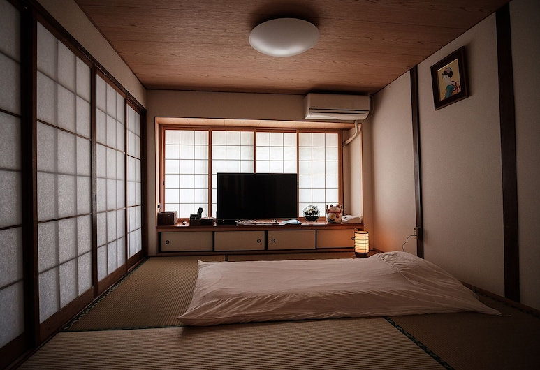 京町家牡丹酒店, Kyoto, 單棟房屋 (Private Vacation Home), 客房