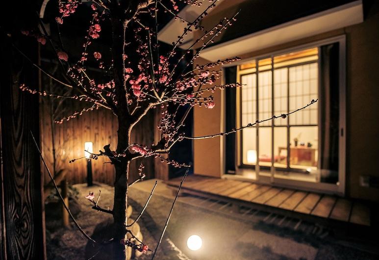 Kyomachiya Inari Sou, Kyoto, Pročelje