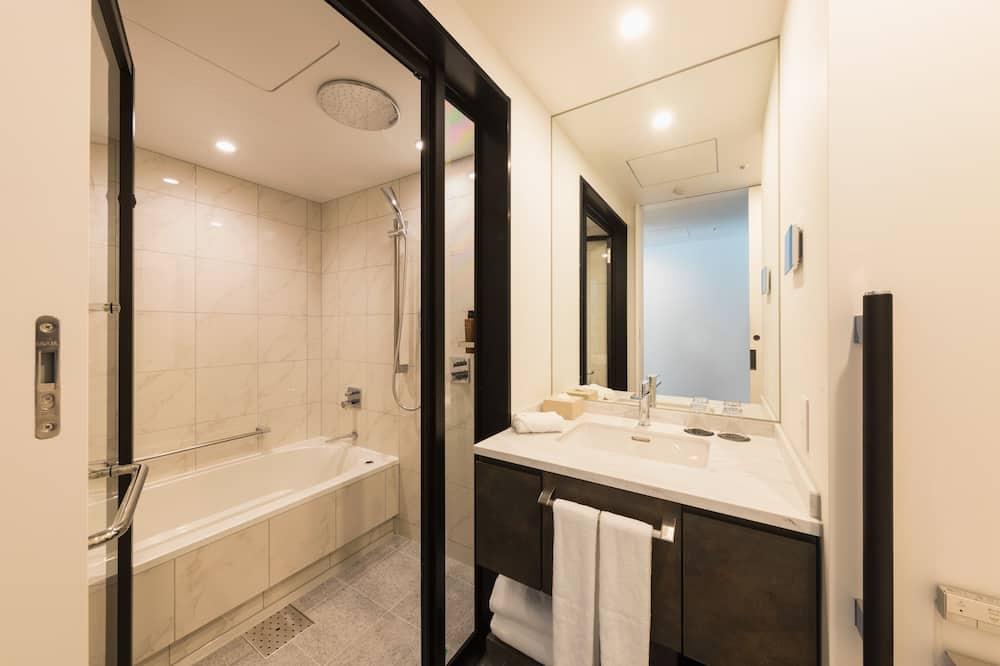 חדר, ללא עישון (Urban Queen) - חדר רחצה