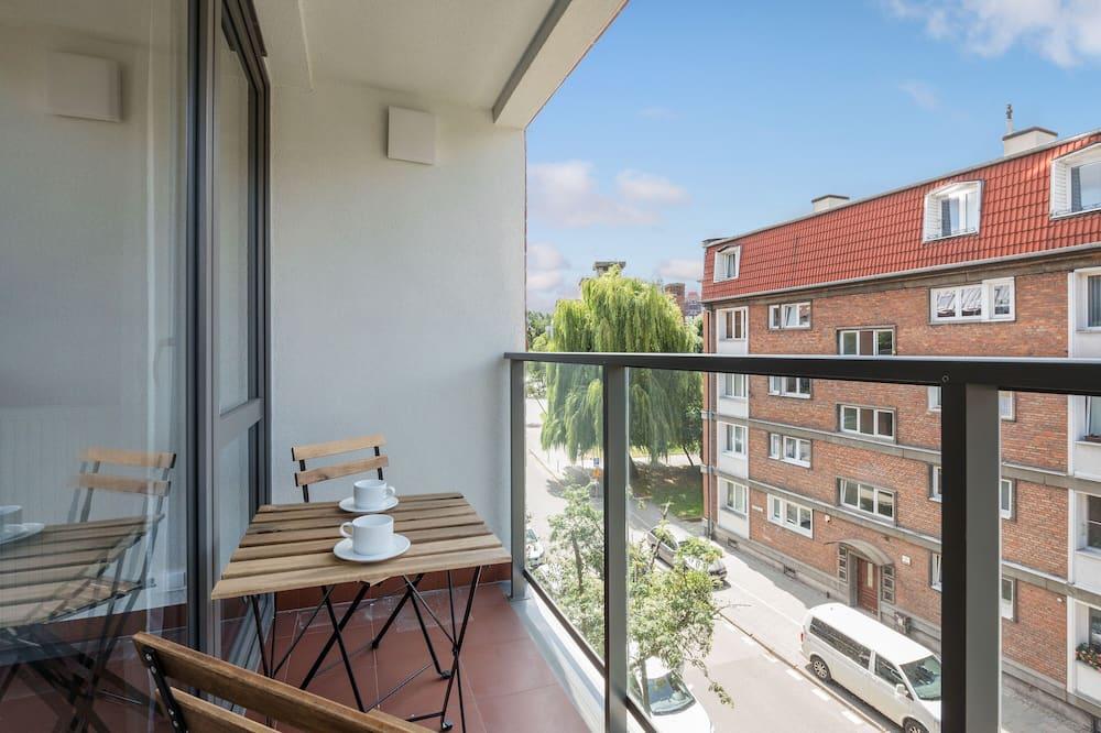 Classic-Apartment, 2Schlafzimmer - Balkon