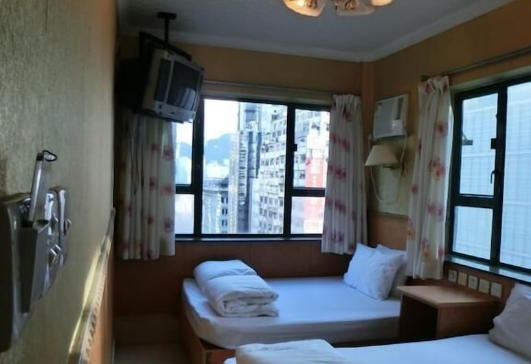 Hop Inn On Nathan Road, Kowloon, Deluxe Triple Room, Guest Room