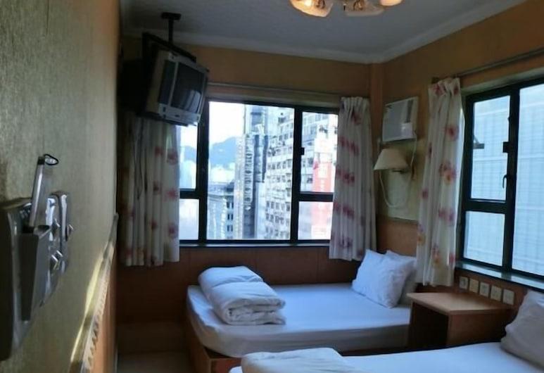 撲撲客棧 - 彌敦道, 九龍, 豪華三人房, 客房