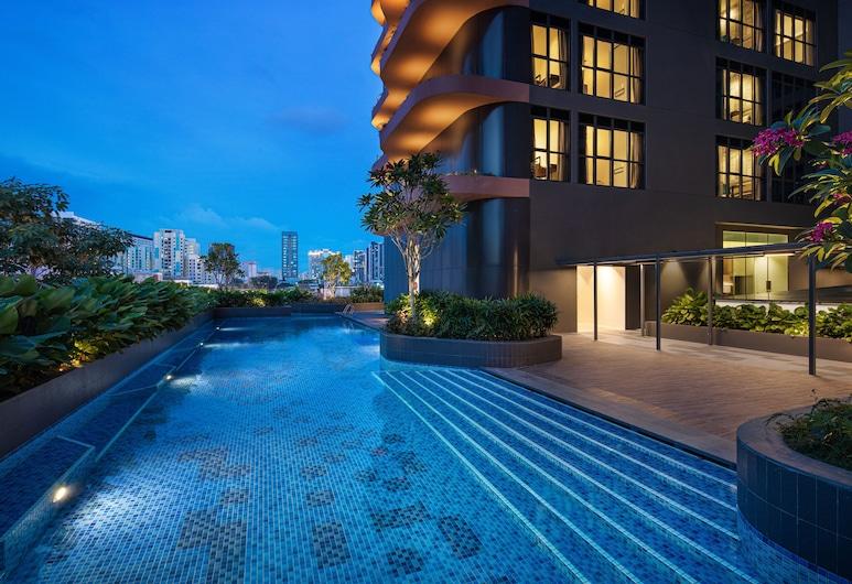 Citadines Rochor Singapore, Singapour, Piscine