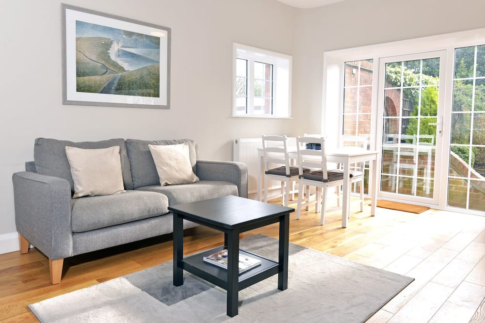 Házikó - Nappali rész