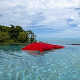 3-Bedroom Villa with Sea View - З видом на пляж/океан