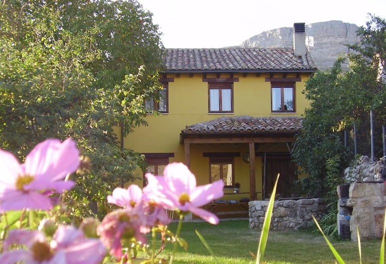 House With 5 Bedrooms in Amaya, With Wonderful City View, Enclosed Garden and Wifi, Sotresgudo
