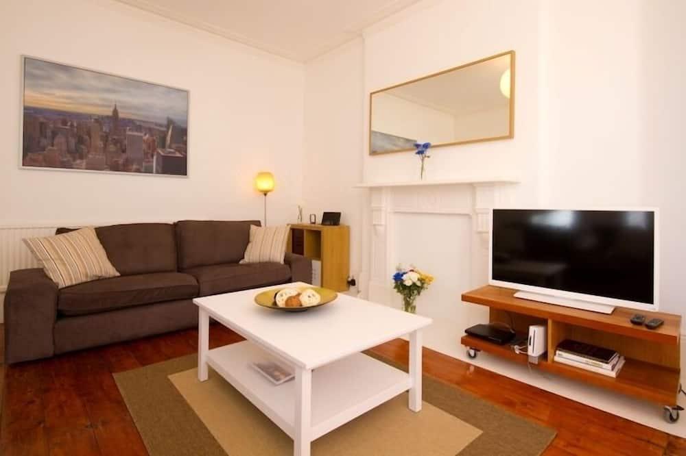 Casa, varias habitaciones - Sala de estar