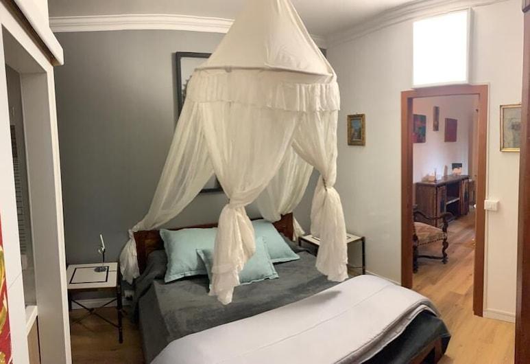 โรงแรมบูติค กัตโต มัตโต, รีเอติ, ห้องดีลักซ์, เตียงควีนไซส์ 2 เตียง, ห้องพัก