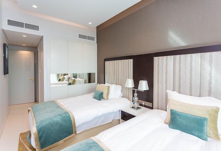 Airbetter - Dubai Downtown Damac Luxury, Dubajus, Prabangaus stiliaus apartamentai, Kambarys