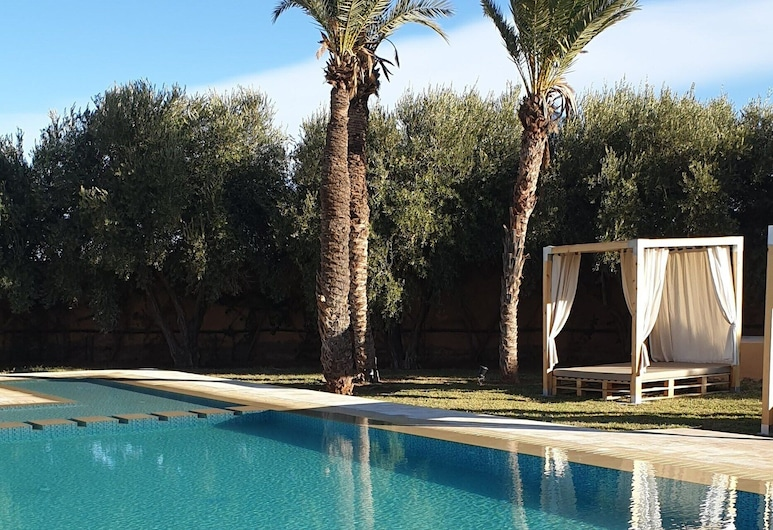 Casa d'Orient & Spa, Oulad Hassoune, Pool