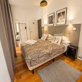 Chambre Double ou avec lits jumeaux, salle de bains privée - Chambre