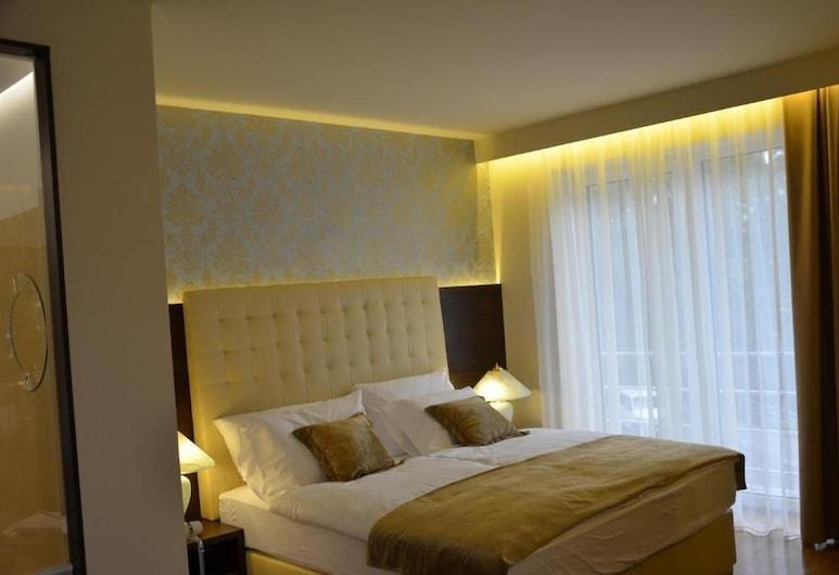Pr Klaudiji Guest House Bled, เบลด, ห้องดีลักซ์ดับเบิล (2 Adults + 2 Children), ห้องพัก