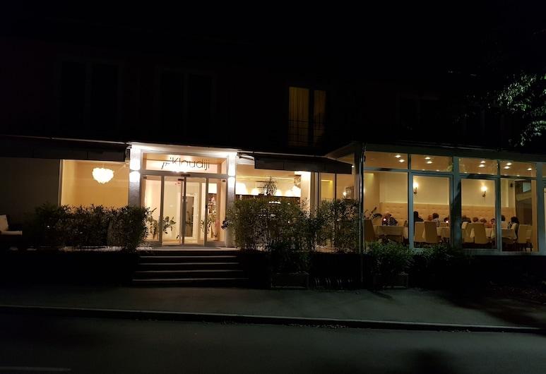 Pr Klaudiji Guest House Bled, เบลด, ด้านหน้าของโรงแรม - ช่วงเย็น/กลางคืน