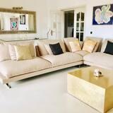 Luxury Villa, Private Pool - Living Room