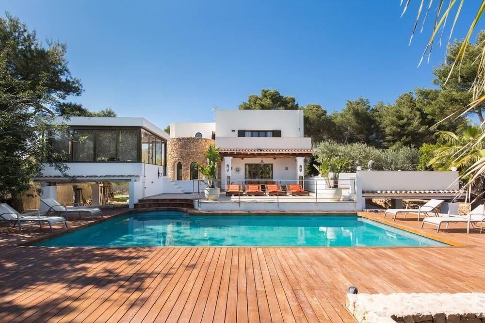 Villa Can Garrovers Ibiza