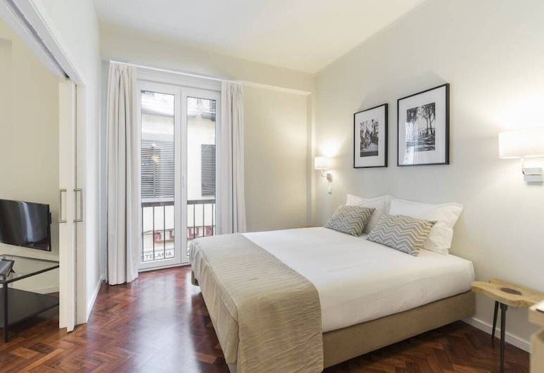 Downtown Funchal Apartments 1C Cedros, in the Heart of the City, Funchal, apartman (1 Bedroom), Szoba