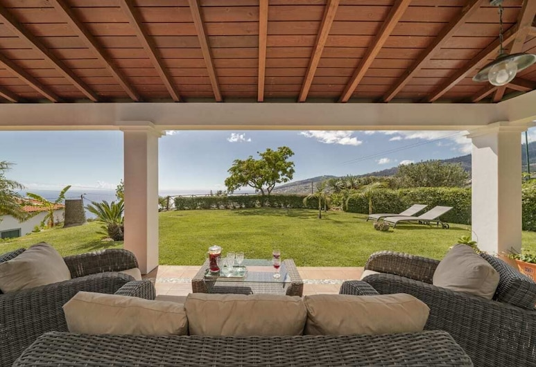 Country House With sea View, Southern Sunny House, Calheta, Ház (3 Bedrooms), Erkély