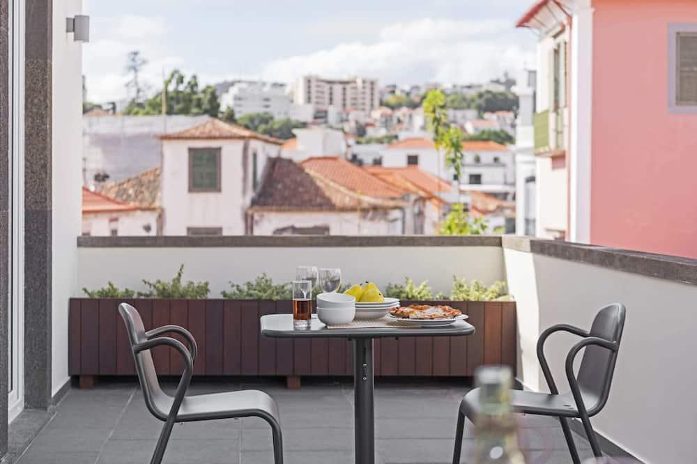 Departamento (1 Bedroom) - Balcón