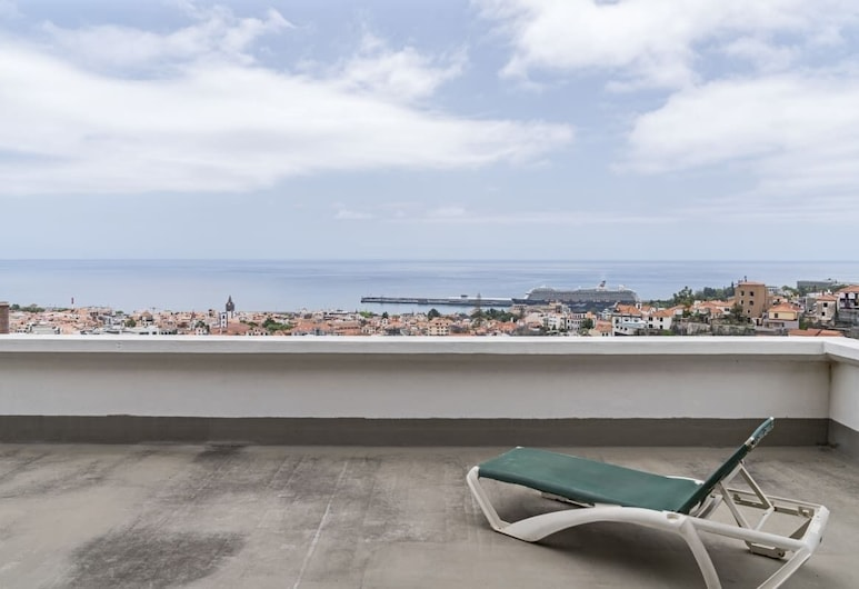 昆塔德奧 I 號飯店 - 寬敞現代和靠近市中心, 芳夏爾, 公寓, 3 間臥室, 陽台