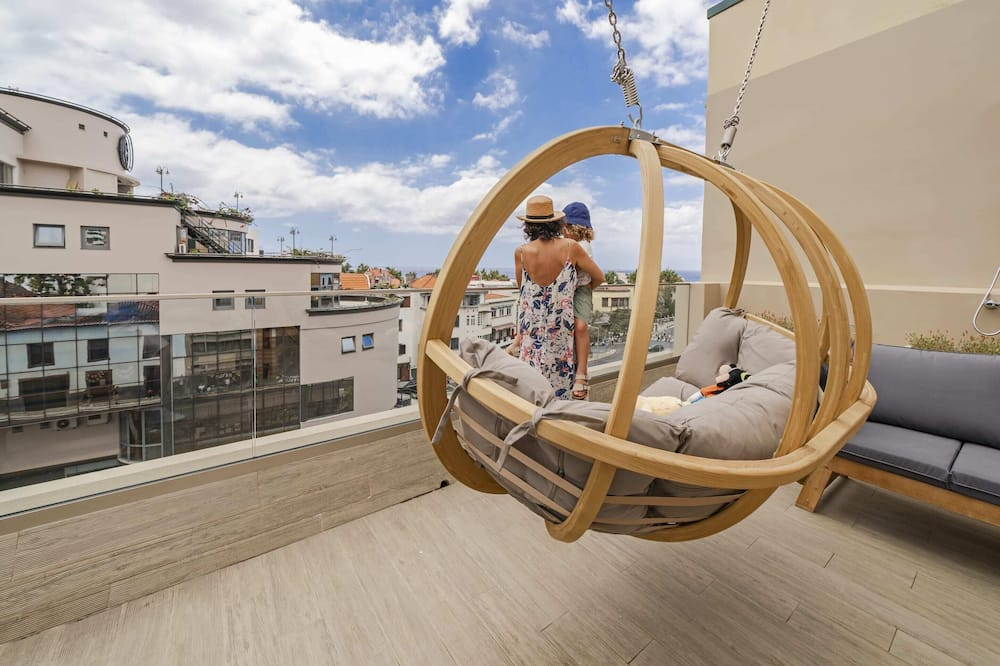 Appartement, 2 slaapkamers, terras - Balkon