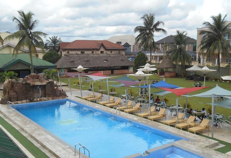 St. Regis Hotels & Resorts, Ciudad de Benin, Piscina al aire libre