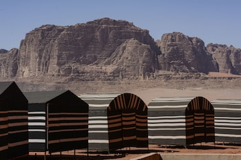 Picture of Wadi Rum Desert Colored Camp and Tours in Wadi Rum
