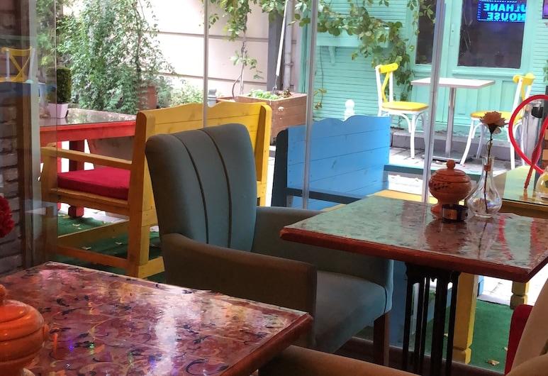 Gülhane Hotel, Istanbul, Snídaňová místnost
