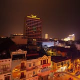 Deluxe Single Room - Hotel Front – Evening/Night