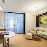 City Apart Daire - Oturma Odası