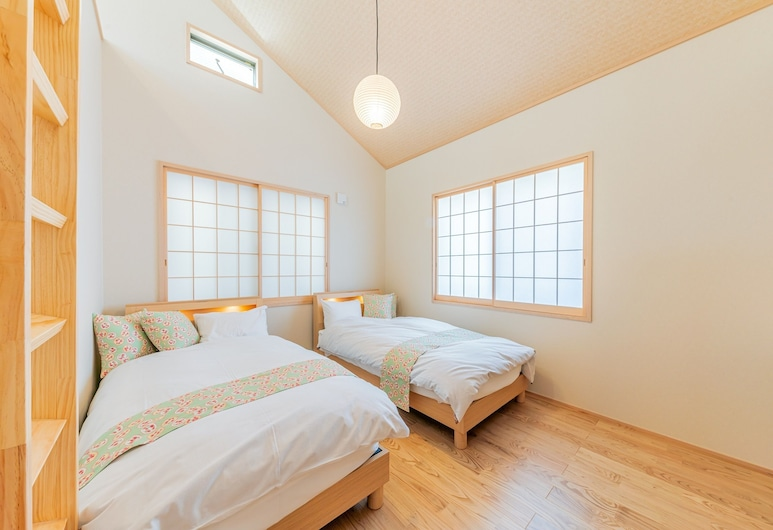 淺草仙之鄉宿屋酒店, 東京, 單棟房屋 (Private Vacation Home), 客房