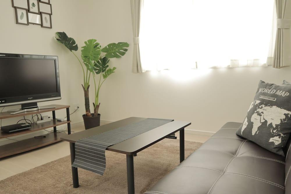 Rumah (Private Vacation Home) - Ruang Keluarga