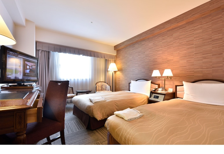 WBF 札幌北門飯店, 札幌, 標準雙床房, 非吸煙房, 客房