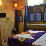 Novomanželský pokoj s dvojlůžkem - Obývací pokoj