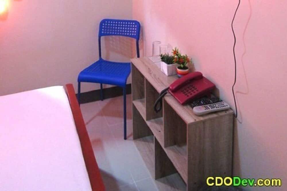 Habitación individual básica, 1 cama individual - Televisión