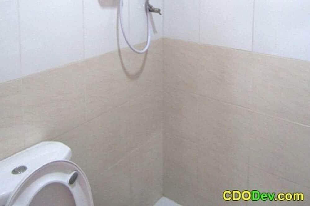 Habitación individual básica, 1 cama individual - Ducha en el baño
