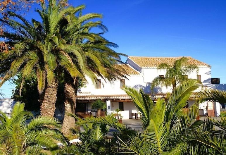 Hotel Mas de Prades, Deltebre, Hotellets facade
