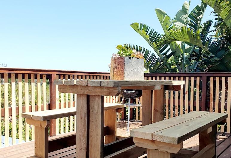 Stoneridge Farm, Plettenberg Bay, Superior Studio Suite, Terrace/Patio