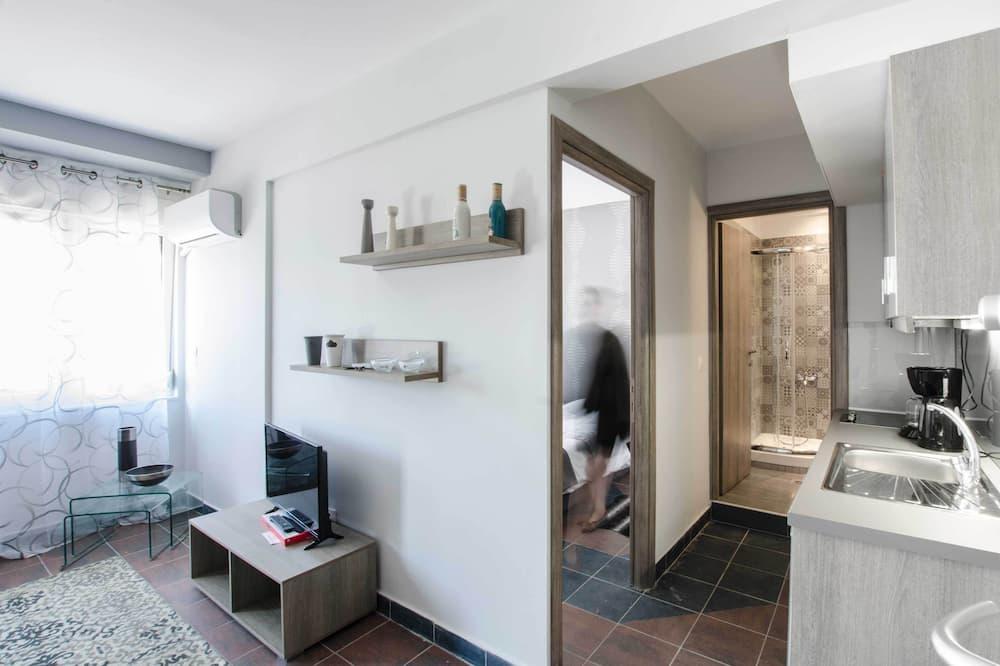 Căn hộ (Elegant) - Khu phòng khách