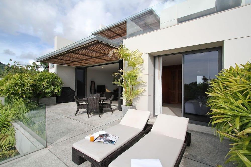 Gorgeous Family apartment THC4 - Terrasse/Patio
