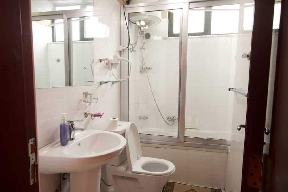Phòng dành cho gia đình, 2 phòng ngủ - Phòng tắm